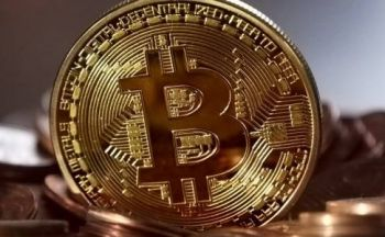 Prisen på bitcoin